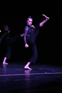 modern dance class in Virginia Beach