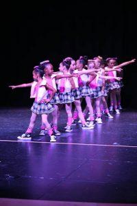 junior dance team