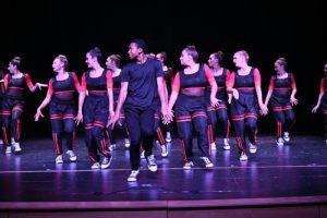 hip-hop dance team Virginia Beach