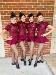 tap dance teams virginia beach
