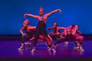 hip-hop dance classes